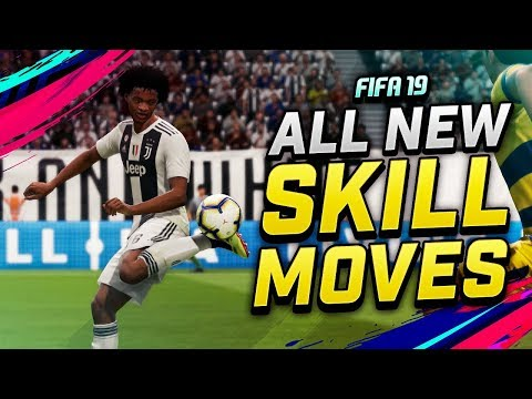 ALL 11(!) NEW SKILLS & TRICKS - FIFA 19 DRIBBLING TUTORIAL