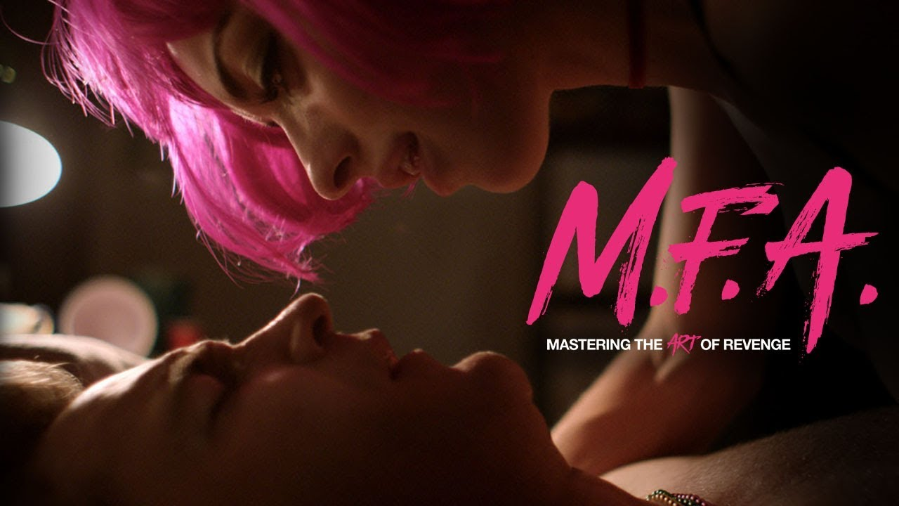 How Far Would You Go to Ensure Justice is Served? Francesca Eastwood Seeks Revenge in Thriller 'M.F.A.' (Trailer)