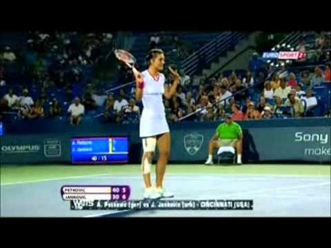 Funny Moments In Tennis 3