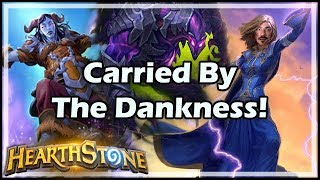 Carried By The Dankness! - Witchwood / Hearthstone