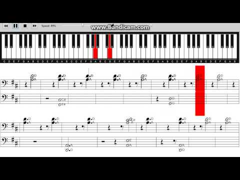 A Great Big World ft. Christina Aguilera – Say Something Piano Tutorial + Sheet Music