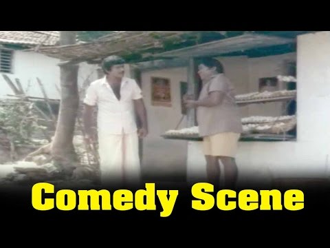 Ninaivu Chinnam Movie : Goundamani  And Senthil Eggs Comedy Scene