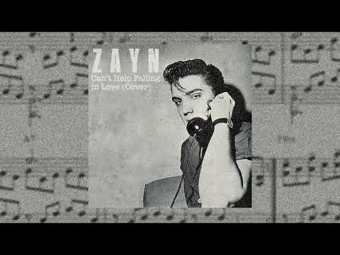 Video Zayn - Can't Help Falling in Love (Cover) download in MP3, 3GP, MP4, WEBM, AVI, FLV January 2017