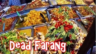 Pattaya Thailand  city images : Yummy Thai Street Food at Thepprasit Night Market in Pattaya Thailand