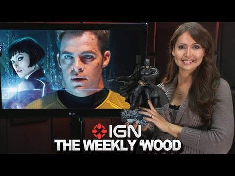 Star Trek Sequel - Couldn't get Wood last week? Click here! http://bit.ly/UHmtvf Tron is revving up the light cycles again, the Fantastic Four are reborn, and the villain from ...