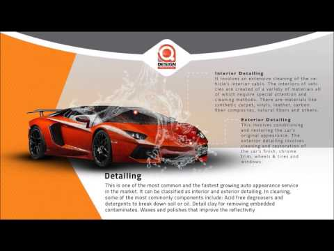 Q Design Auto Center Services