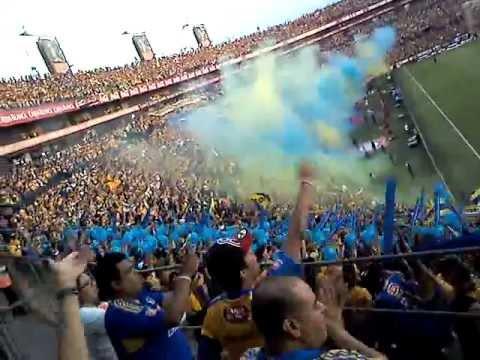 Tigres vs Santos - Libres y lokos  2012 Semifinal - Libres y Lokos - Tigres
