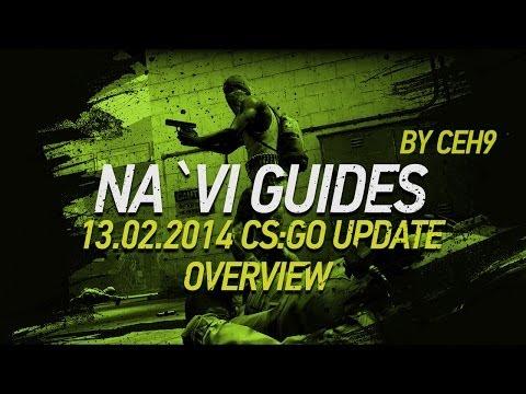 13.02.2014 CS:GO Update overview by ceh9 // Обзор нового апдейта от ceh9 (видео)