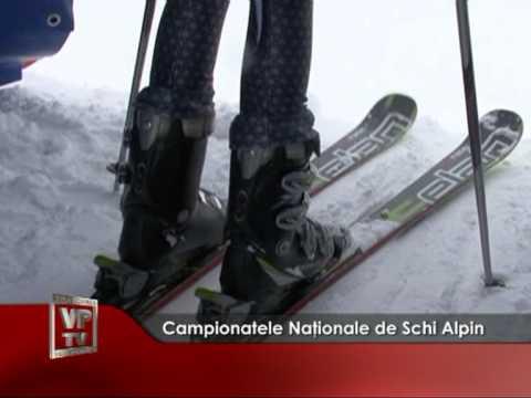 Campionatele Naţionale de Schi Alpin