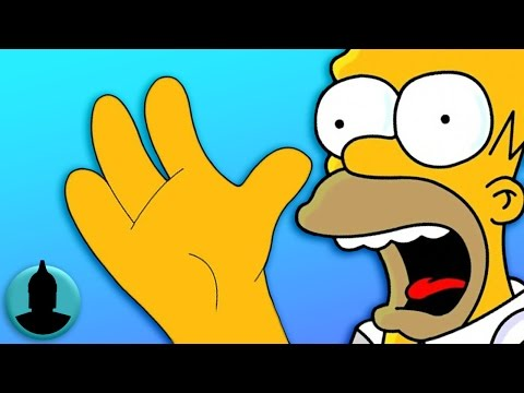 Why Do Cartoons Only Have Four Fingers