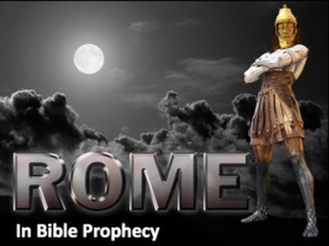 ROME End Time Bible Prophecy & Archaeology
