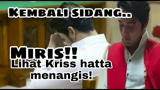 Video Sid4ng lagi! Kriss Hatta Men4ngis bacakan pemb3l4an,kecewa perlakuan Hilda gini MP3, 3GP, MP4, WEBM, AVI, FLV Juni 2019