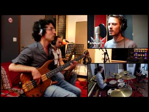 Superstition cover (Stevie Wonder) - Recorded live @ Studio Pickup