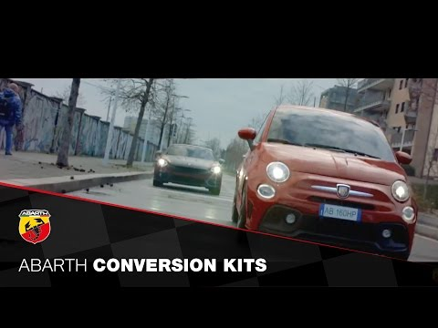 Abarth Conversion Kits
