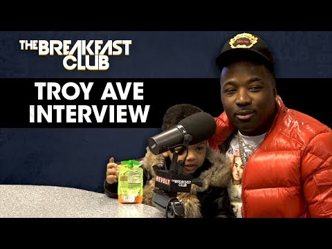 Troy Ave On Why The Streets Is A Myth, New Album 'More Money More Problems', Fatherhood + More