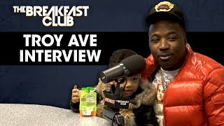 Video Troy Ave On Why The Streets Is A Myth, New Album 'More Money More Problems', Fatherhood + More MP3, 3GP, MP4, WEBM, AVI, FLV Desember 2018