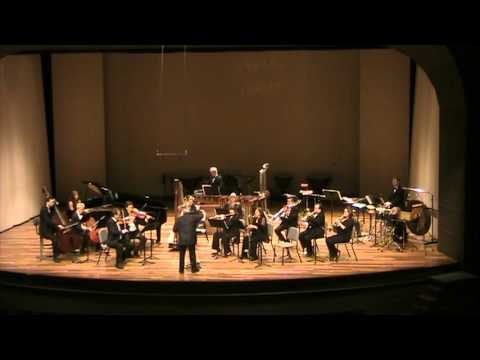Juan José Bárcenas /  Alea International Composition Competition 2011.