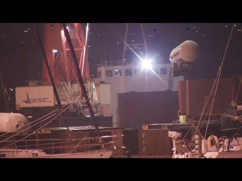 Κατασχέθηκε πλοίο με 410 τόνους εκρηκτικών στην Κρήτη