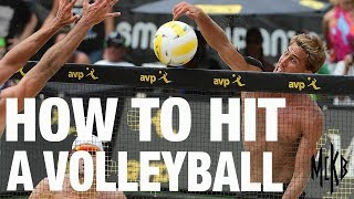Video How to Hit a Volleyball - Arm Swing Mechanics MP3, 3GP, MP4, WEBM, AVI, FLV Februari 2019
