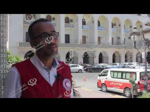 الهلال الأحمر يطلق حملات للتبرع بالدم