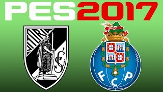 Vitória de Guimarães vs FC Porto simulated in #PES2017Enjoy! You can find me onFacebook - https://www.facebook.com/corocusTwitter - https://www.twitter.com/corocus