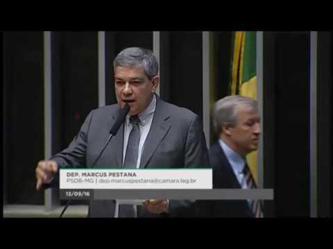 Marcus Pestana: O Brasil pós-Dilma e pós-Cunha – Plenário 13/09/16