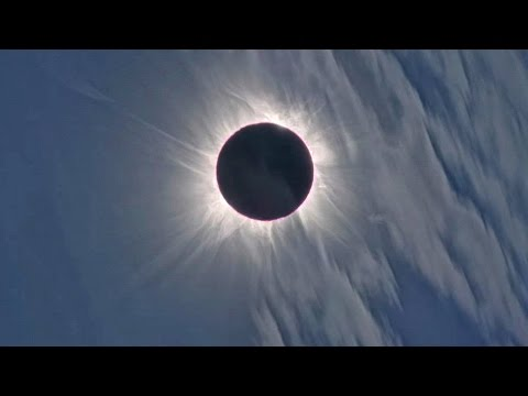 eclissi totale di sole il 9 marzo 2016!