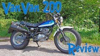 4. Suzuki VanVan 200 Review!