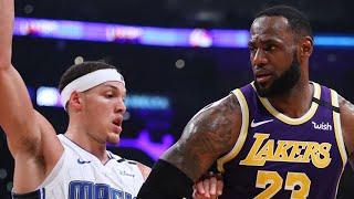 Los Angeles Lakers vs Orlando Magic Full Game Highlights   January 15, 2019-20 NBA Season