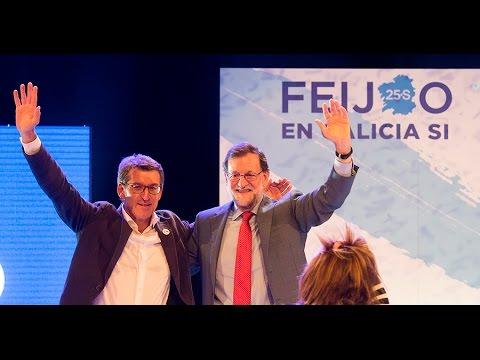 """Feijoo: """"Lo que nos une es Galicia"""""""