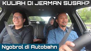Video INTEROGASI MAHASISWA INDONESIA DI JERMAN | VLOG #103 MP3, 3GP, MP4, WEBM, AVI, FLV Juni 2019