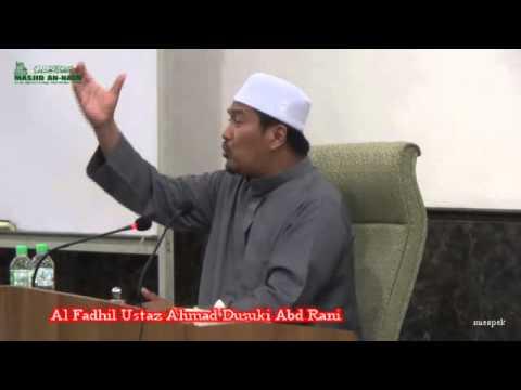 1 feb 2014 Ustaz Ahmad Dusuki Abd Rani : Masjid An Naim