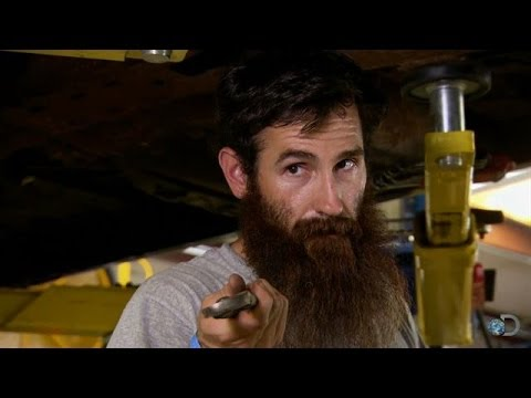 air - Aaron introduces this 1960 Chevy Bel Air the Gas Monkeys will be working on. | For more Fast N' Loud, visit http://dsc.discovery.com/tv/fast-n-loud/#mkcpgn=y...