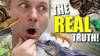 HOW I FEEL ABOUT THE REPTILE HOBBY?? | BRIAN BARCZYK by Brian Barczyk