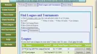 Golf Score Wizard YouTube video
