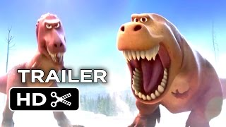 Nonton The Good Dinosaur Teaser Trailer  2015    Pixar Movie Hd Film Subtitle Indonesia Streaming Movie Download