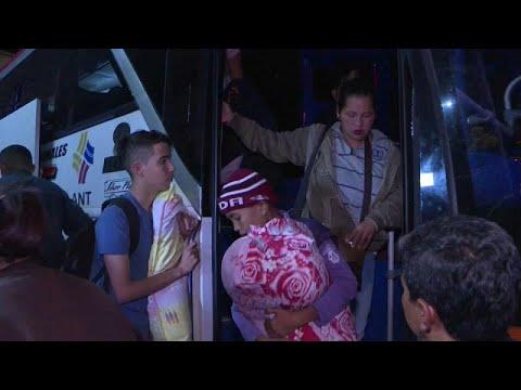 Οξύνεται η μεταναστευτική κρίση στη Βενεζουέλα