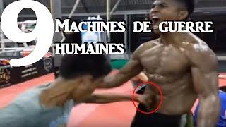 Video 9 MACHINES DE GUERRES HUMAINES ! BAGARREURS FOUS ET COMBATTANTS PRO ! CHOC MP3, 3GP, MP4, WEBM, AVI, FLV Oktober 2017