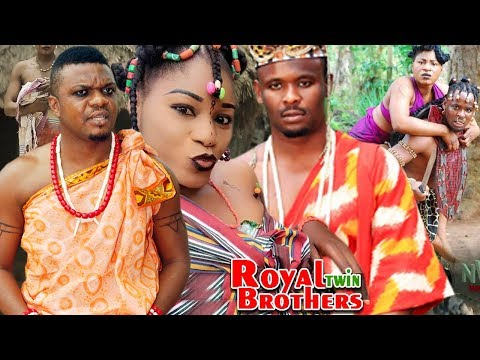 Royal Twin Brothers 3&4 - Ken Eric & Zubby 2018 Latest Nigerian Nollywood Movie/African Movie