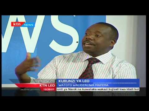 KTN Leo: Kurunzi ya KTN; Watoto waliozaliwa mapema, 29/09/2016