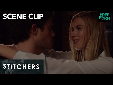 Stitchers | Season 3, Episode 1: Camsten Kiss | Freeform