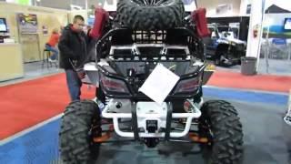 10. â–º2014 NEW   Arctic Cat Wildcat 1000 Sport Side by Side ATV