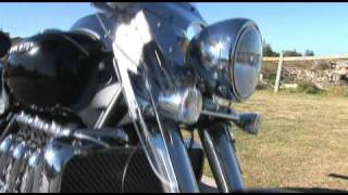4. On Two Wheels  Triumph Rocket III Touring