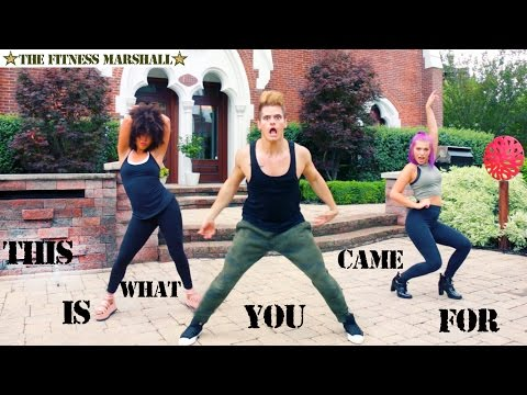 This Is What You Came For - Rihanna | Caleb Marshall | Cardio Concert