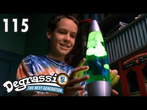 Degrassi 115 - The Next Generation | Season 01 Episode 15 | Jagged Little Pill