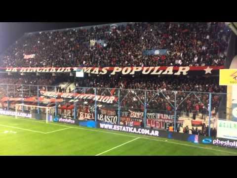 Newells vs Taller Copa Argentina 2014 La Hinchada Mas Popul - La Hinchada Más Popular - Newell's Old Boys
