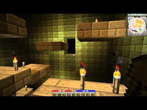 Minecraft – Hack/Mine s Ment97 a Cvrcek55 – Ep 2