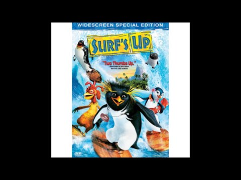 Opening To Surf's Up 2007 DVD