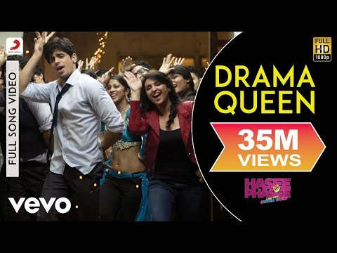 Video Drama Queen Video - Parineeti, Sidharth | Hasee Toh Phasee download in MP3, 3GP, MP4, WEBM, AVI, FLV January 2017