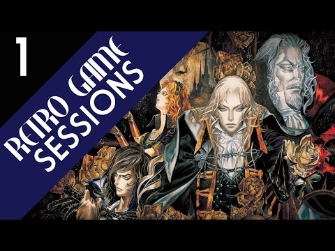 Retro Game Sessions #1 - Castlevania: Symphony Of The Night (Part 1)